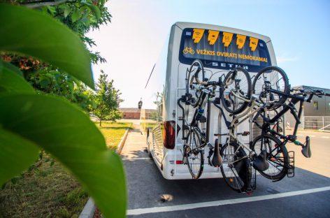 """Tradicijos tęsiamos – """"Kautra"""" kviečia dovanoti nenaudojamus dviračius"""
