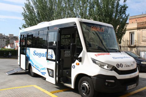 """IVECO pristatys naują miesto autobusą, sukurtą bendradarbiaujant su """"Indcar"""""""