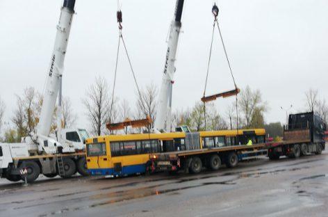 Seimas reglamentavo transporto priemonių pripažinimą atliekomis