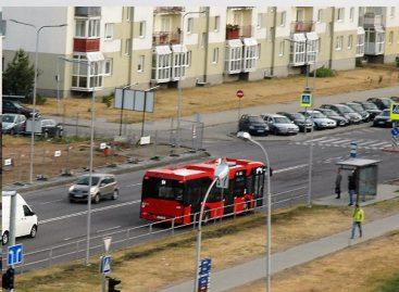 Atlaisvinant karantino sąlygas ir didėjant mobilumui – dažnesnis viešasis transportas Vilniuje