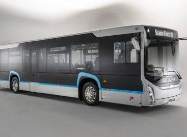 """Naujas """"Scania"""" autobusas – tarptautinio bendradarbiavimo rezultatas"""