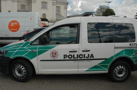 Autobusų ir krovininių automobilių vairuotojų kontrolė: autobusų vairuotojai – drausmingesni