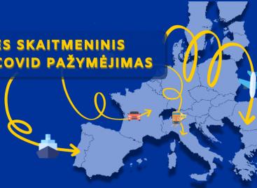 ES Skaitmeninis COVID pažymėjimas leis keliauti paprasčiau
