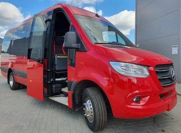 Lietuvos keliuose – VIP keleiviams skirtas autobusas