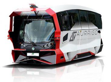Didžiojoje Britanijoje bandomas itin originalus savivaldis elektrinis autobusas