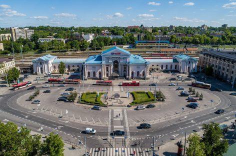 Pasaulio architektų pasiūlymai – naujam Vilniaus stoties teritorijos įvaizdžiui sukurti