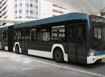 """VDL pristato naujos kartos elektrinius """"Citea"""", nuvažiuojami atstumai – įspūdingi"""