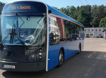 """Su lietuvišku """"Dancer"""" autobusu susipažino sostinės vežėjai"""