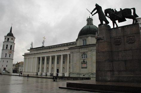 Prioritetas pėstiesiems Vilniuje – sankryžose laukia trečdaliu trumpiau