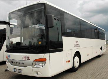 Latvijos regionuose – nemokamas viešasis transportas
