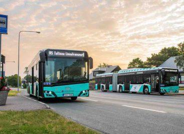 Talino miesto vežėjai užsakė 100 SGD autobusų