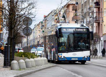 Europa nesako troleibusams sudie: 19 troleibusų – Italijai