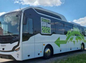 Klaipėdiečiai turės progos išbandyti unikalų autobusą