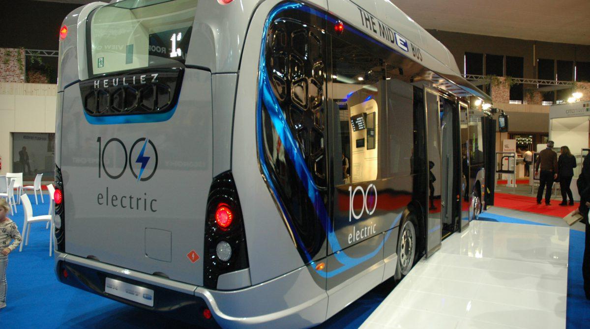 Šešiose Europos šalyse registruota daugiau nei 25 proc. visų nulinės emisijos autobusų