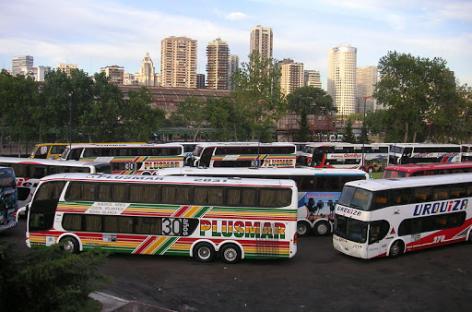 """""""Busworld"""" grįžta į Lotynų Ameriką – paroda vyks Argentinoje"""
