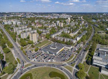 Vilniuje pradedami Žirmūnų gatvės ir žiedinės sankryžos remonto darbai: galimi viešojo transporto maršrutų nukrypimai nuo tvarkaraščių