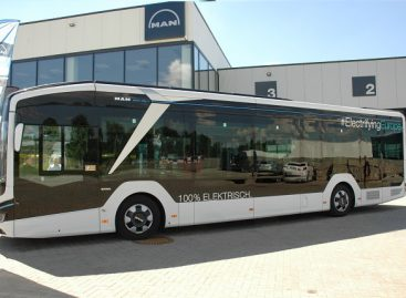 Trečdalis Europos autobusų iki 2030 m. bus ekologiški