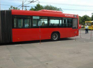 Nuo rugsėjo 1 d. – sostinės viešojo transporto tvarkaraščių pokyčiai, grįžtantys ir patogesni maršrutai
