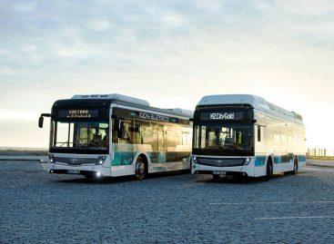 """Portugališkuose elektriniuose autobusuose """"CaetanoBus"""" bus montuojama """"Toyota"""" vandenilinė įranga"""