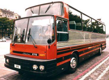 """Ikarus 270"" – autobuso su kupra istorija"
