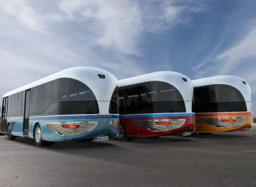 Senus Maltos autobusus keis retro stiliaus elektriniai autobusai
