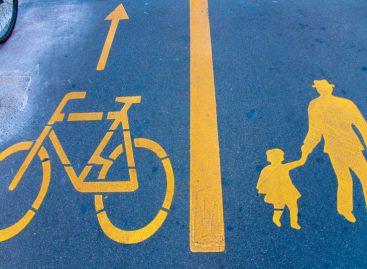Elektrėnų gyventojų judumui didinti – naujas pėsčiųjų ir dviračių takas