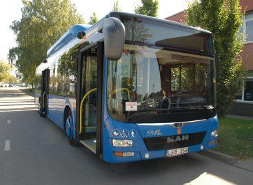 Kokie žmonės dažniausiai keliauja viešuoju transportu Klaipėdoje?