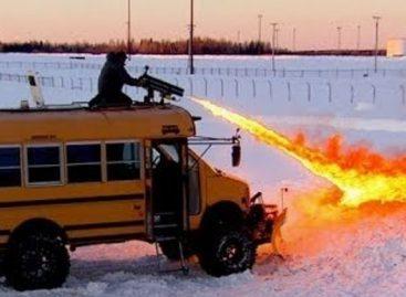 Paskirtį pakeitę mokykliniai autobusai