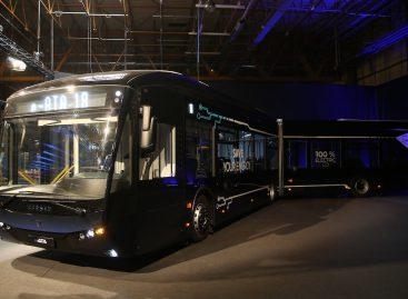"""Naujas """"Karsan"""" elektrinių autobusų asortimentas: nuo 6 iki 18 metrų"""
