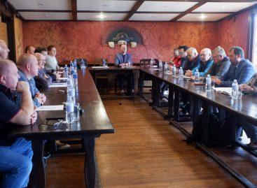 Baltijos šalių transportininkų susitikimas Šventojoje