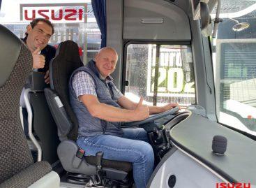 Plungės autobusų parke – 5 nauji autobusai