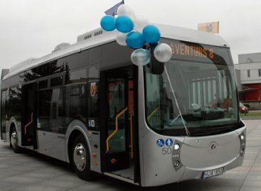 Atnaujinami Marijampolės miesto reguliaraus susisiekimo autobusų maršrutai sekmadieniais