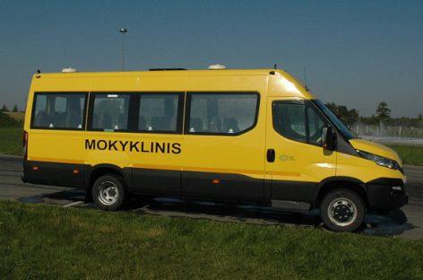 Mokinys autobuse. Kaip galime užtikrinti jo saugumą keliaujant?
