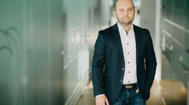 """Bendrovėje """"Vilniaus viešasis transportas"""" darbą pradeda naujasis eksploatacijos direktorius"""