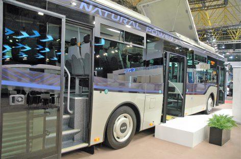 """""""Iveco Bus"""" pristatė elektrinę  """"Crossway Low Entry"""" versiją"""