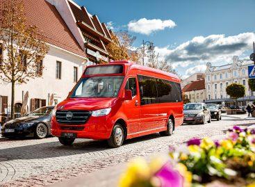 Vilniuje bus devyni nauji viešojo transporto maršrutai, kursuos elektriniai autobusai