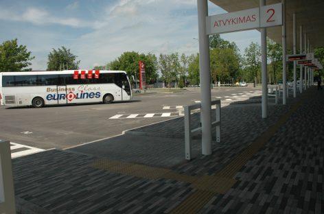Konkurencingos procedūros tolimojo susisiekimo vežėjams parinkti – iki kitų metų pabaigos