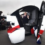 Driverless cars unveiled in London