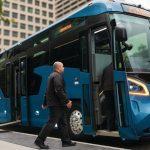 MCI ADA accessible  commuter