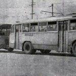 ЗИЛ-158 автопоезд у Д-К Россия 1968